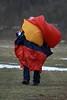 Tom hides in shame. 2/17/08