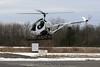 Northeast Helicopter's Schweizer 300. 2/17/08