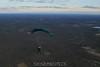 Mike flies backwards. 4/5/08