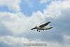 The white Cessna 206 on final. 6/1/08