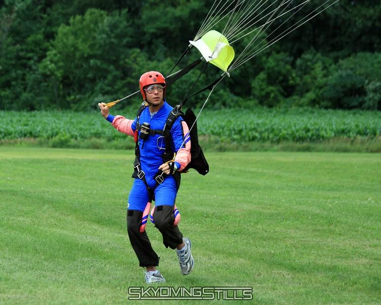 Kurt makes a standup landing on Category A! 7/12/08