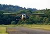 Cessna 206 departs. 7/12/08