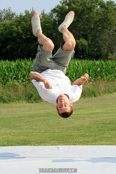 MacG flips. 7/26/08