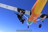 Ariel & Jay exit for a Cat D practice jump. 6/4/09