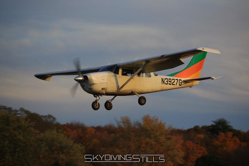 Cessna 206. 10/25/09
