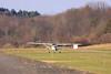 He missed the runway! 11/29/09