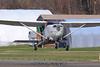 Cessna 206 lifts off. 11/7/09