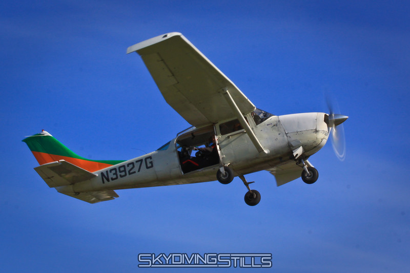 Cessna 206. 11/7/09