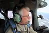 Rob flies the plane. 2/7/09