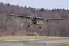 Cessna 182 departs. 4/10/09