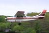 Cessna 206 on final. 5/17/09