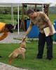 """""""Good puppy."""" 5/9/09"""