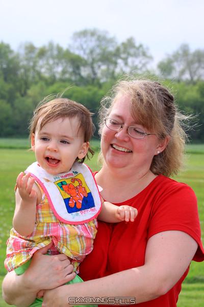Mady and Jenn. 5/9/09