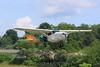 Cessna 206 departs. 6/13/09