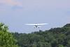 Cessna 206 departs. 6/27/09