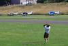 Oke directs the arriving chopper. 7/11/09