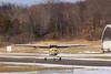 Cessna 172 lifts off. N9117B. 1/16/10