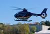 Eurocopter EC135 N135BZ.