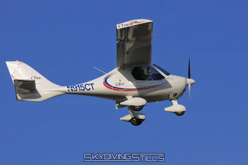 Flight Design CTSW. 3/27/10