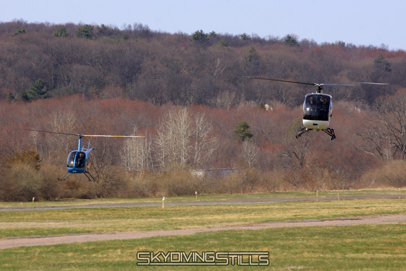 Synchronized helicopter instruction. 3/27/10