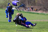 Larry's tandem touches down. 4/18/10