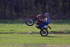 "I call this stunt ""Skunk Wheelie."" 4/3/10"