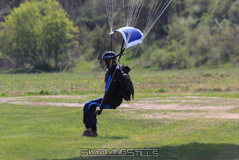 Jon stands up his landing too! 4/24/10
