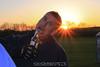 Sunset! 4/9/10