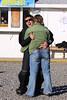 Such a good hug she wet herself. 4/9/10
