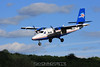 Twin Otter on final. 5/15/10