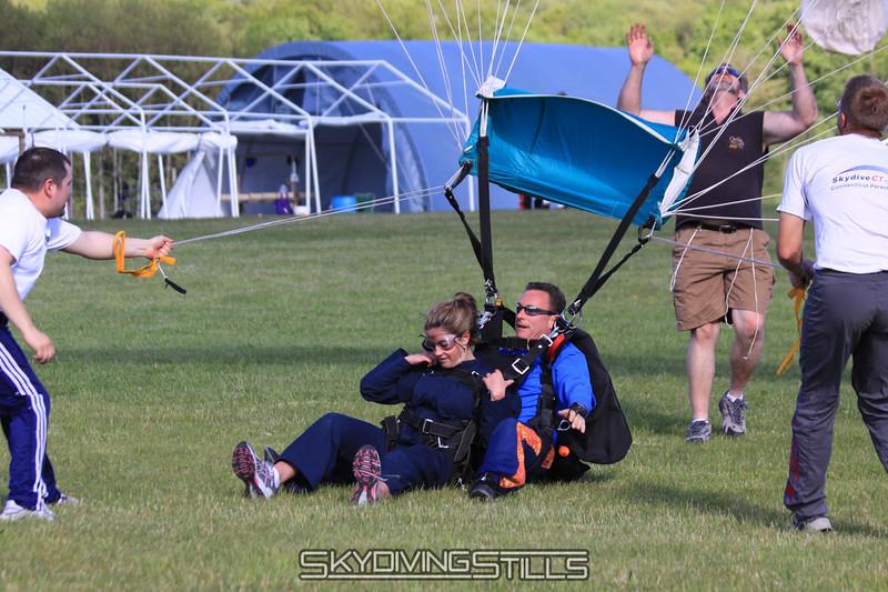 Tandem landing. 5/15/10