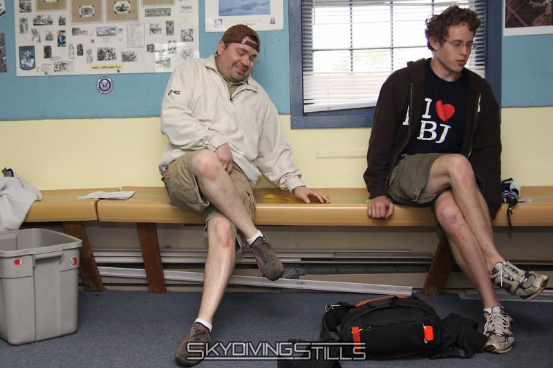 Ariel teaches an etiquette class to the boys. 5/8/10