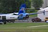 R-22 flies by. 6/12/10