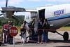 CRW dogs boarding. Photo by Glenn W. 7/2/10