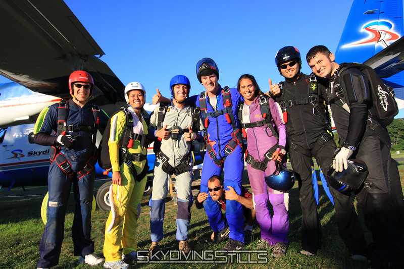 Uconn Skydiving Club Aug 2010. 8/7/10
