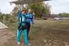 Manisha and Mike boarding. 9/25/10