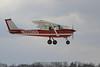Cessna 150 on final. 1/30/11