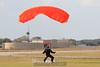 Dusty landing area. 2/17/11