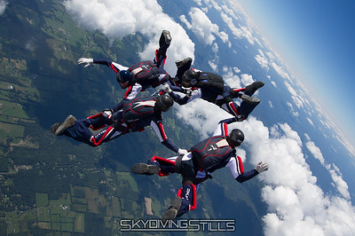 North American Skydiving Championships