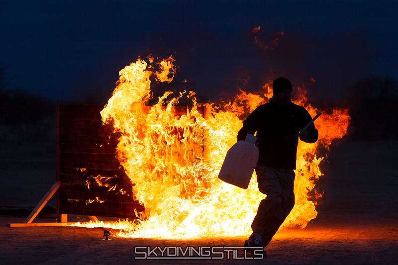 Fire, Fire, FIRE!