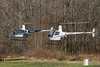 Northeast Helicopters' newest acquisition arrives in style.