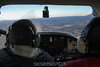 Approaching Danielson at a 45 degree entry to downwind. 1/14/12