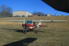 I don't know who is stealing Cessna 152 cowlings, but he struck again! 1/14/12