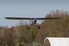 Cessna 140 departs. 4/20/12