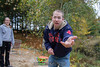 Jeff throws stuff at me. 10/12/13
