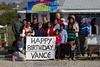 Happy birthday to Vance. 10/12/13