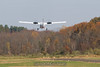 Twin Otter departs.