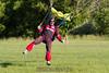 Sam almost makes skydiving look fun.