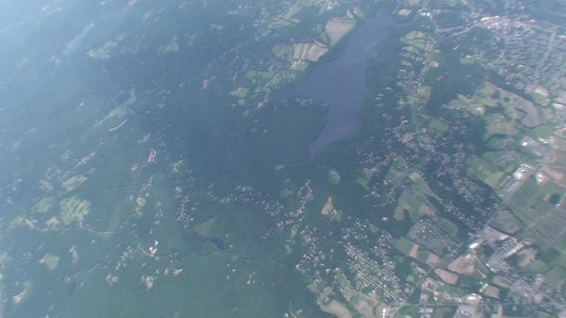 Video of CT True Blue, Jump 4, 6/22/13.