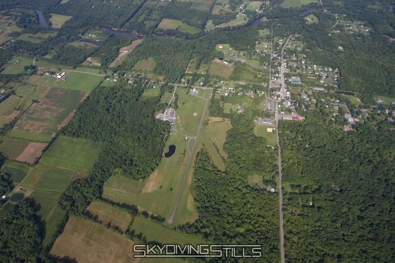 Ranch aerial.
